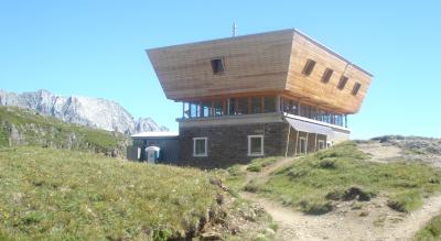 Wanderung im Bedrettotal: Cornopass – Capanna Corno-Gries