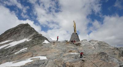 Grenzwanderung: Saas Almagell VS – Monte-Moro-Pass 2858 m – Macugnaga (IT)