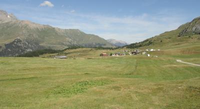Wanderung auf die Alp Flix GR