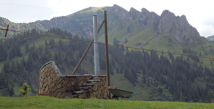 Alp Morgete Chäschesi