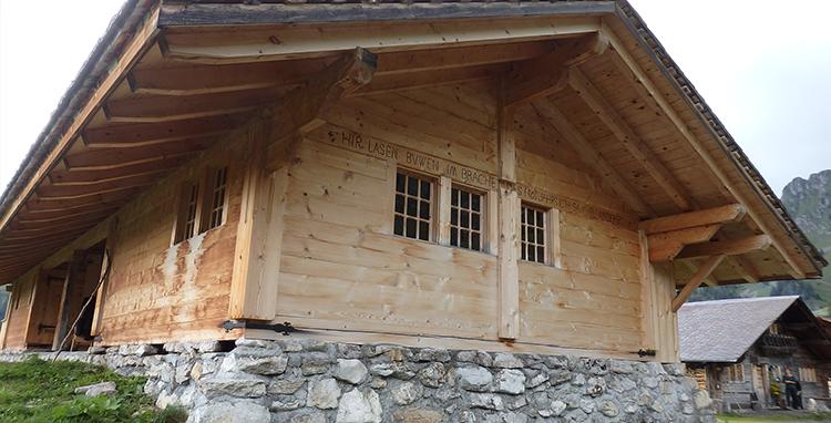 Alp Morgete Hütte