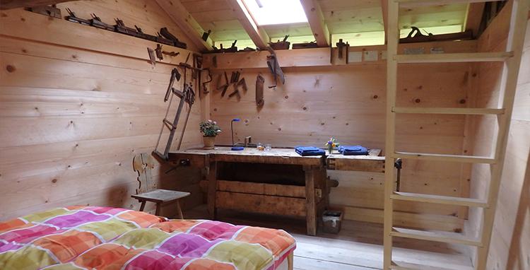 Wanderung im Gantrischgebiet zur Alp Mordete mit schönen Zimmern