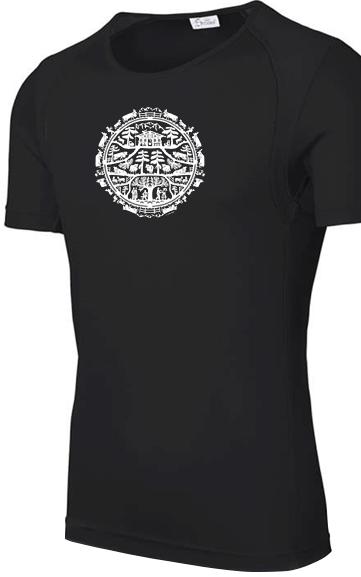 Wander-T-Shirt «Alpaufzug»