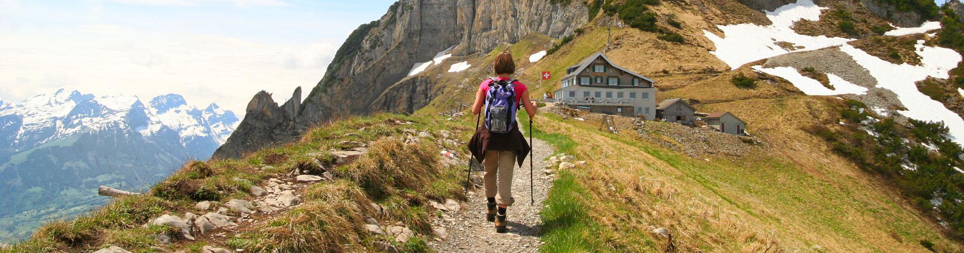 Wanderungen im Appenzell und Alpstein: Äscher-Wildkirchli, Ebenalp, Seealpsee, Säntis, Schwägalp, Kronberg, Hoher Kasten, Stauberen, Bollenwees, Sämtisersee, Fählensee uvm.
