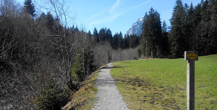 Wanderung im Alptal: Brunni – Einsiedeln
