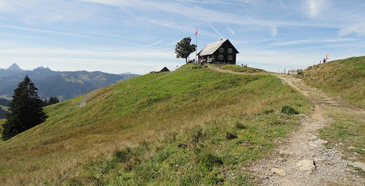 Wanderung zur Alpwirtschaft Wildegg – Euthal SZ