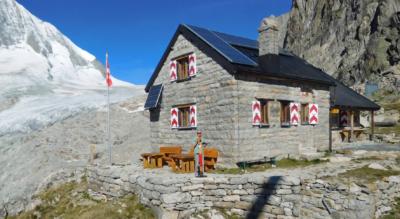 Wanderung von Ausserberg auf der Lötschberg-Südrampe zur Baltschiederklause über die Suonen Niwärch und Gorperi Suon nach Eggerberg