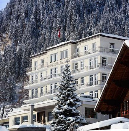 Bellevue Parkhotel & Spa, Adelboden