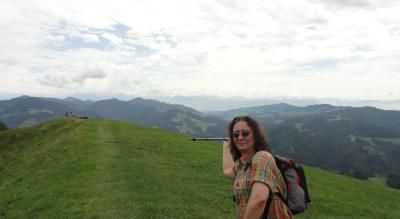 Wanderung zum Berggasthaus Hörnli, 1133 m.üM.