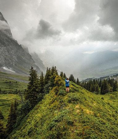 Berner Oberland - Wanderferien und Wandern ohne Gepäck