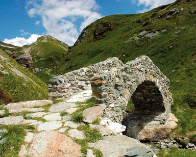 Wanderungen im Bergell / Bregaglia