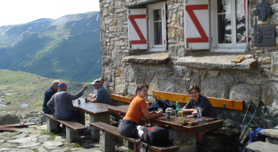 Grenzwanderung: Binntal VS – Alpe Devero (IT)