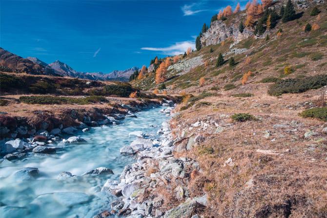 UNESCO Biosfera Val Müstair Parc Naziunal