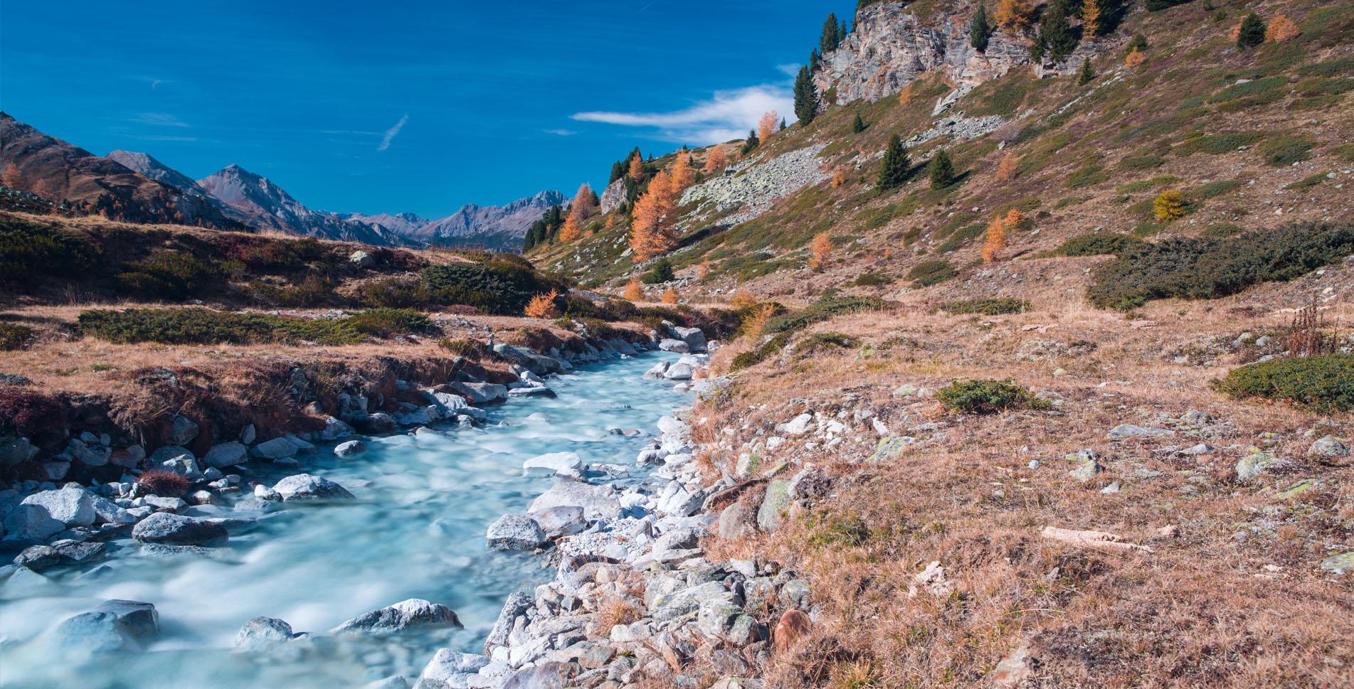 UNESCO Biosfera Val Müstair Parc Naziunal im Engadin, Graubünden
