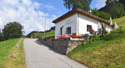 Wanderung im Calancatal / Val Calanca im Misox von Braggio, oberhalb Arvigo, nach Selma