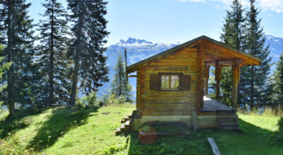 Wanderung auf dem Braunwald Panoramaweg von Grotzenbüel via Chnügrat / Kneugrat, Seblengrat, Seblen, Gumen, Ortstockhaus zurück nach Grotzenbüel