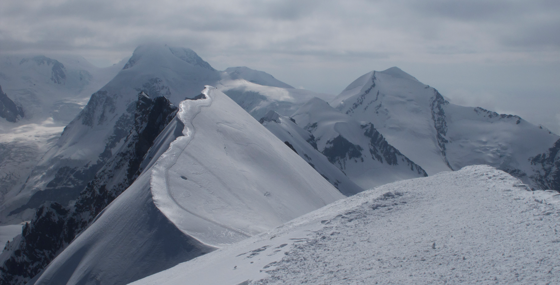 Geführte Tour auf das Breithorn 4'164 m – Zermatt