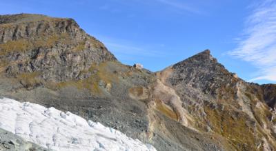 Gletscherwanderung zur Britanniahütte