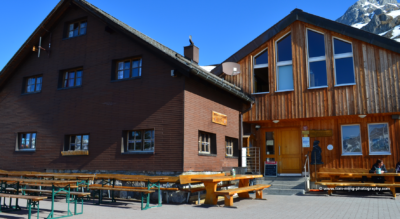 Höhenwanderung auf dem Walenpfad von Engelberg (Ristis) zur Brunnihütte und über die Walenalp, Alp Oberfeld zur Bannalp Chrüzhütte