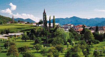 Wanderung durch die Capriasca von Tesserete nach Lugano