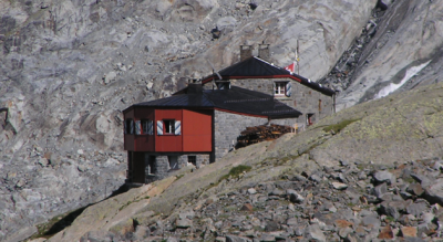 Wanderung von Corvatsch Mittelstation Murtèl zur Chamanna Coat und Potresina