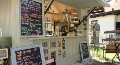 Wanderung durch die Areuse-Schlucht von Champ du Moulin nach Boudry