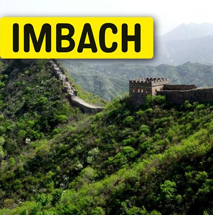 Wandern in China mit chinesischer Mauer auf einer Wanderreise / Wanderferien