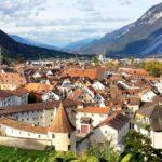 Chur – Valbella – Lenzerheide (Via Sett, 1. Etappe)