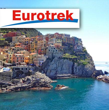 Wanderferien / Wanderreisen in der Cinque Terre, Italien