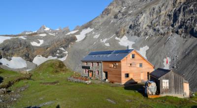 Rundwanderung von Tierfehd via Wagenbach zur Claridenhütte und über die Altenoren, Chäsboden, Brügglis, Chrummlaui, Reitimatt zurück nach Tierfehd