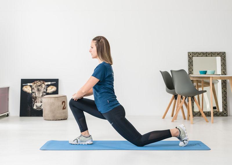 Beweglichkeit und Dehnungen