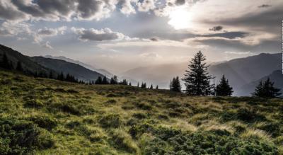 Wanderung auf dem Dreibündenstein Panoramaweg – von Chur Brambrüesch geht es auf die Höhenwanderung via Malixer Alp, Hühnerköpfe, Dreibündenstein, Skihütte Term Bel nach Feldis oberhalb Rhäzüns
