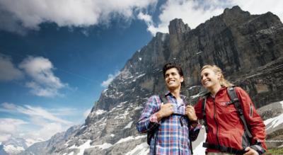 Auf dem Eigertrail: Kleine Scheidegg – Eigergletscher – Alpiglen