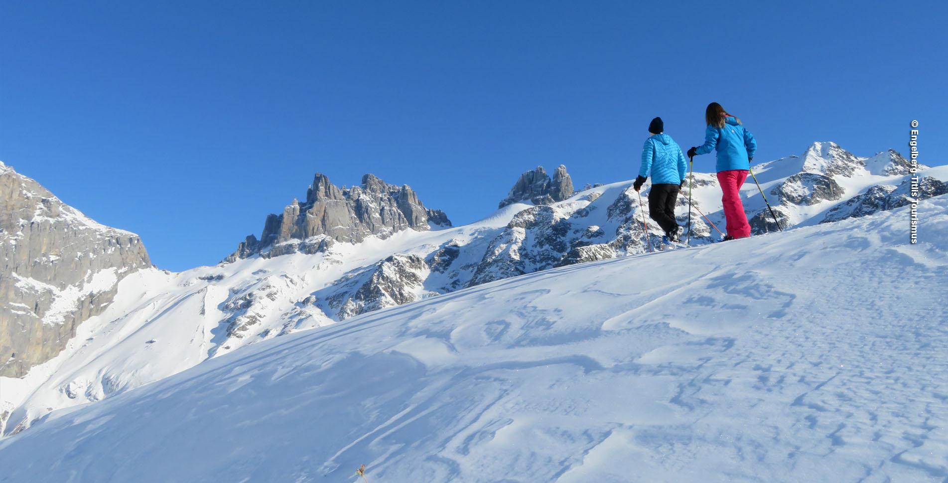 Klettersteig Fürenalp : Schneeschuhtour engelberg fürenalp grotzli trail wegwandern.ch