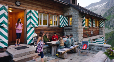 Wanderung von Bristen zur Etzlihütte und weiter nach Sedrun