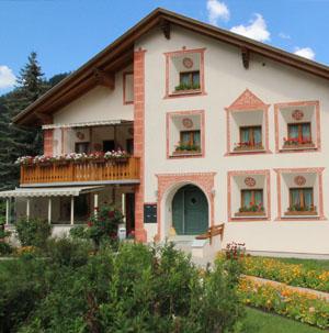 Ferienwohnung im Val Müstair / Münstertal
