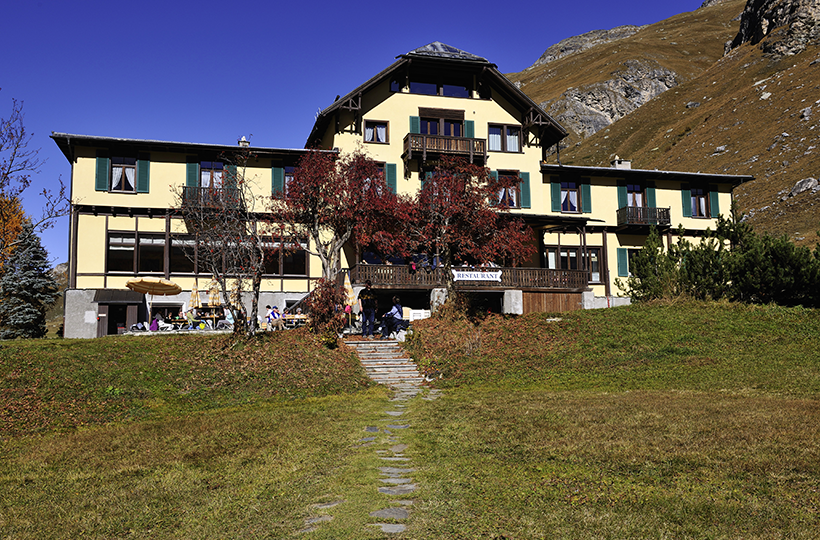 Hotel Fex, Fextal