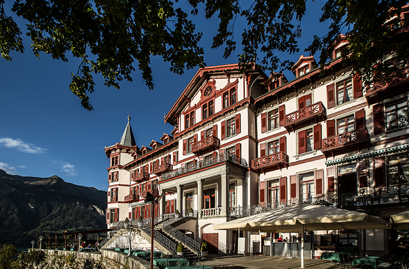 Grandhotel Giessbach, Brienz