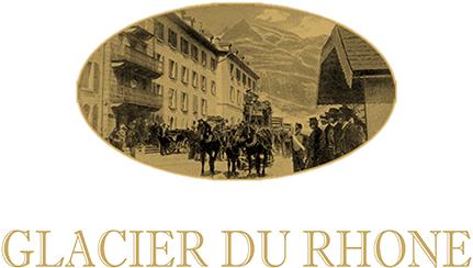 Grand Hotel Glacier du Rhône, Gletsch, Obergoms (Furka / Furkapass)