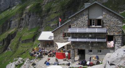 Alpinwanderung vom Klöntal via Glärnischhütte auf den Ruchen