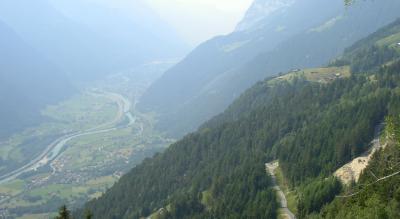 Wanderung im Maderanertal: Golzerensee – Windgällenhütte