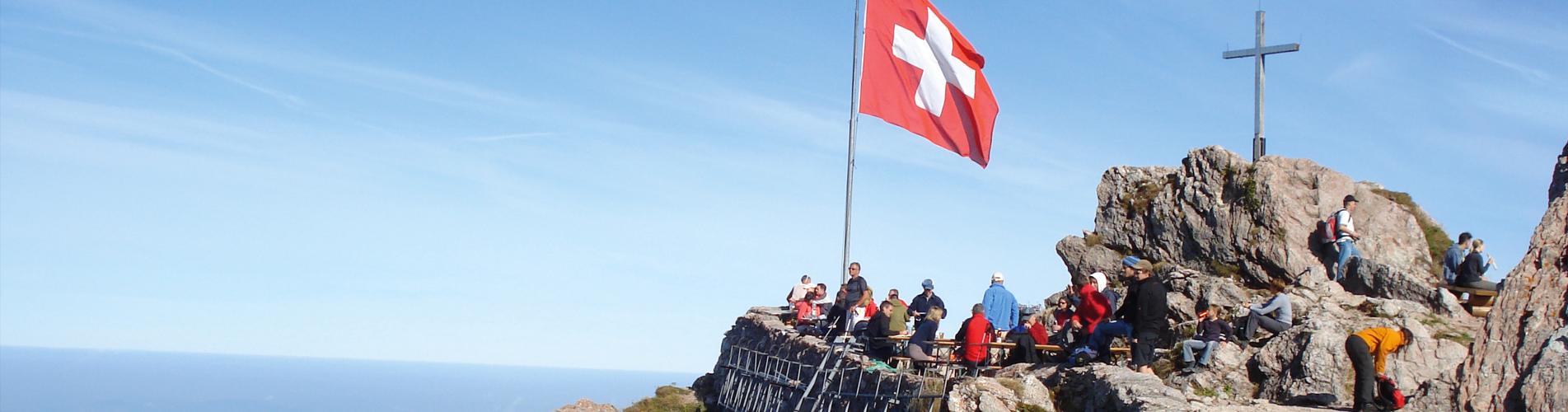 Wanderungen Zentralschweiz