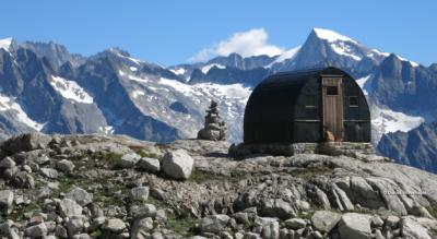 Bergwanderung Handegg – Gruebensee – Gruebenhütte