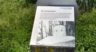 Wanderung am Oberen Zürichsee und am Linthkanal entlang durch das Naturschutzgebiet Bätzimatt, von Tuggen Grynau, unterhalb vom Buechberg nähe Uznach