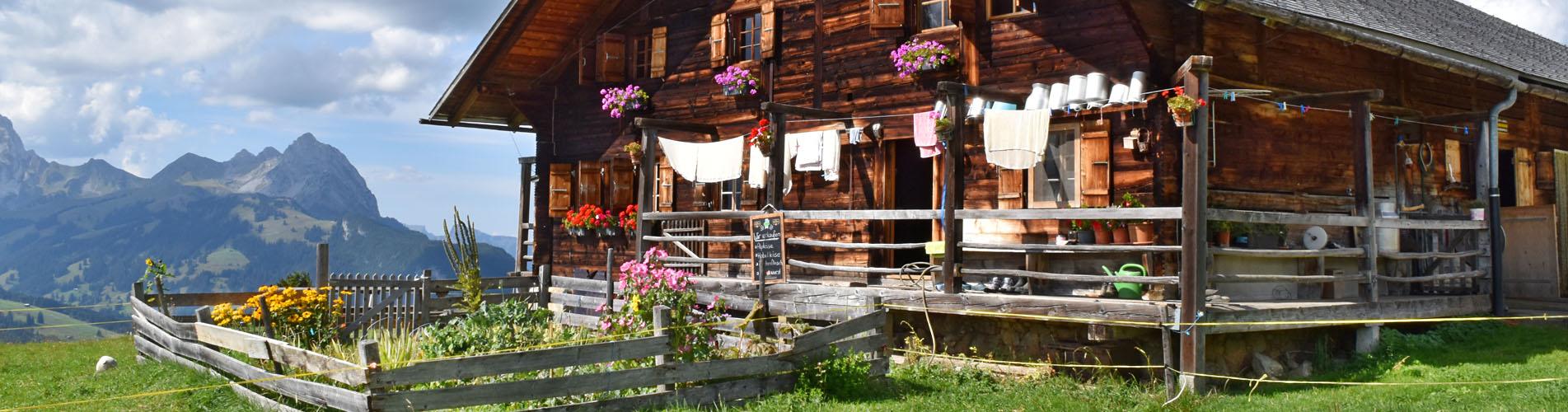 Wanderungen in der Region Gstaad und Saanenland, Berner Oberland – Jetzt geht's los auf die schönsten Wanderwege im Saanenland.