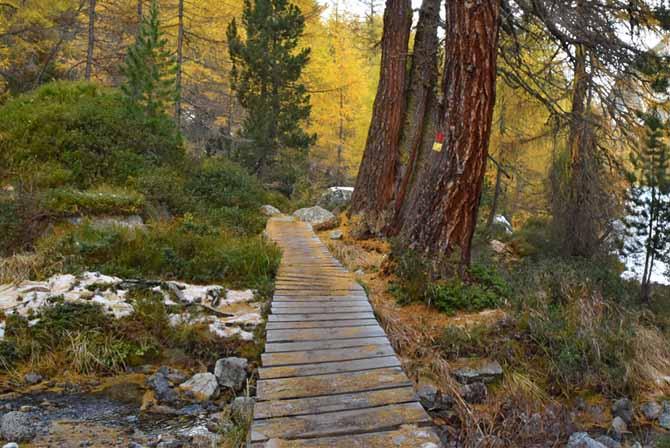 Auf zu den schönsten Herbstwanderungen in der Schweiz – Wandern Schweiz