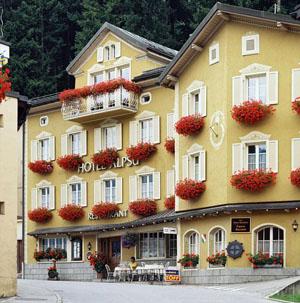 Hotels, Unterkünfte, Pension, Gasthäuser in der Surselva
