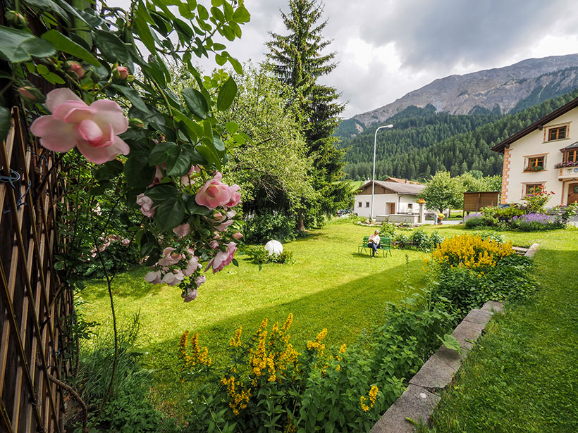 Hotel Central La Fainera, Valchava im Naturpark Biosfera Val Müstair