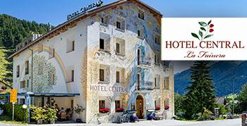 Hotel Central La Fainera, Valchava im Val Müstair – Das Wanderhotel