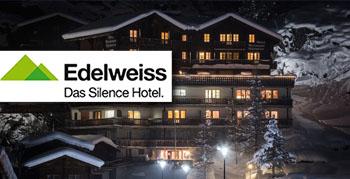 Hotel Edelweiss, Blatten im Lötschental, Wallis (Silencehotel)